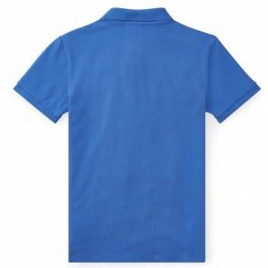 RalphLauren polo rafblauw logo