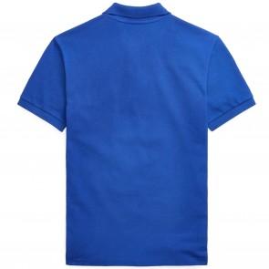 RalphLauren polo aquablauw logo