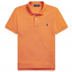 RalphLauren polo oranje logo