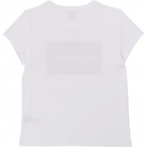 Karl tshirt wit logo