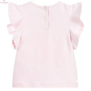 Lili tshirt roze giwi