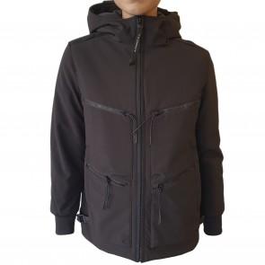 CPCompany jas zwart zipper