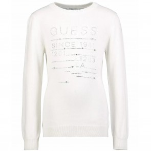 Guess pull wit logo