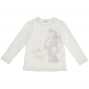 Monnalisa shirt wit OliveOyl