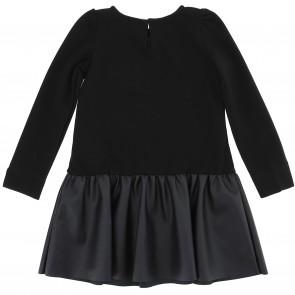 Monnalisa jurk zwart Olijfje
