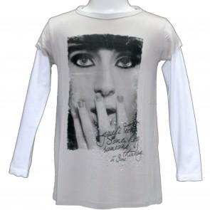Gaudi shirt grijs foto
