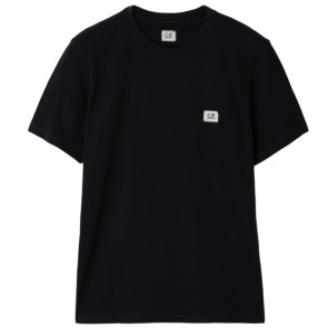 CPCompany tshirtKM zwart logoS