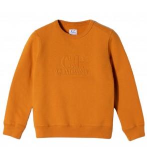 CPCompany sweat oranje logo