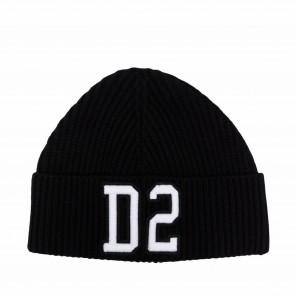 DSquared2 muts zwart D2