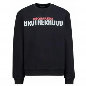 DSquared2 sweat zwart brotherhood