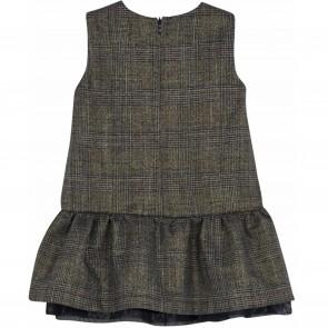 LiuJo jurk bruin ruit