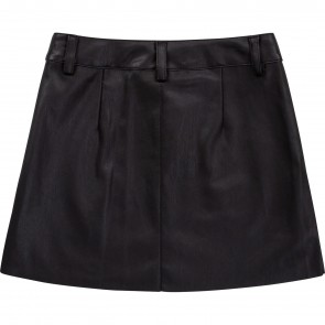 Zadig&Voltaire rok zwart ecoleder