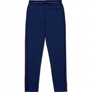 Zadig&Voltaire sweatbroek blauw lurexstripe