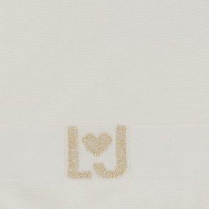 LiuJo sjaal wit logo