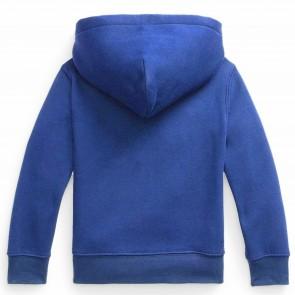 RalphLauren sweat blauw hooded