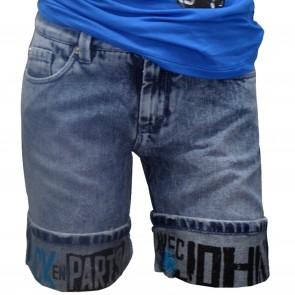JohnGalliano bermuda jeans