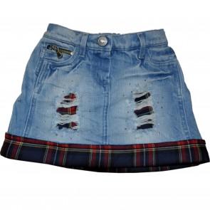 MissBlumarine rokje jeans