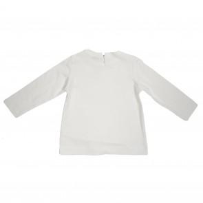 Monnalisa shirt wit Kitty