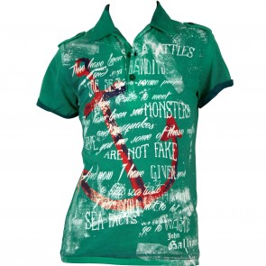 JohnGalliano polo groen