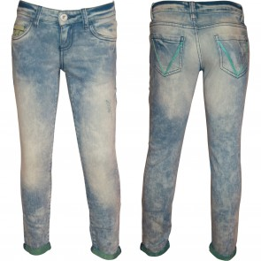 Guess broek jeans glowgreen