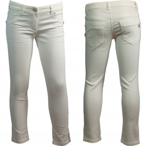 LuLu broek wit