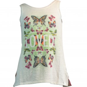 LuLu top wit Loved