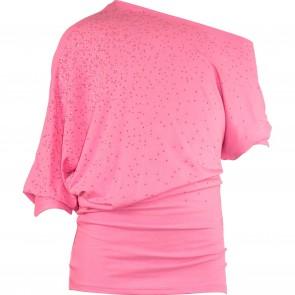 Met shirt rose