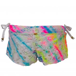 PilyQ short wit Fluo