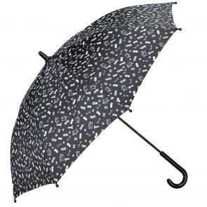 Karl paraplu zwart
