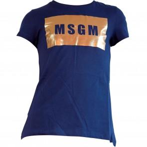 MSGM tshirt blauw