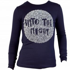 PatriziaPepe shirt blauw Night