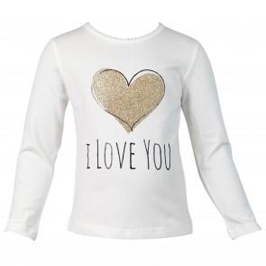 Fun&Fun shirt roomwit hearts