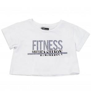 Fun&Fun tshirt wit fitness