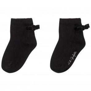 Lili sokjes zwart lugny