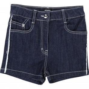 Karl bermuda jeans highwaist