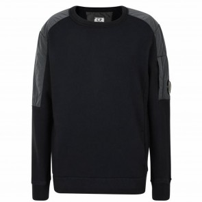 CPCompany sweat zwart uni