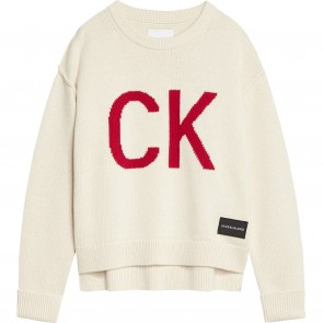 CalvinKlein pull roomwit CK