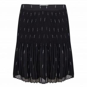 Jacky rok zwart print
