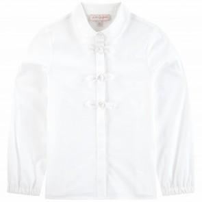 Lili blouse wit lexi