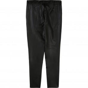 Zadig&Voltaire broek zwart lederlook