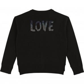 Zadig&Voltaire vest zwart love